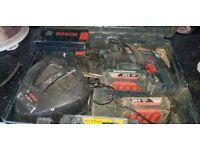 Bosch 36v hammer drill cordless