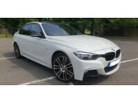 Bmw 335d XDrive 3 series amazing condition FSH great car