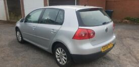 WELL MAINTAINED VW GOLF 1.8 TDI/MOT TILL SEPT/DRIVES SMOOTH