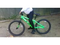 X-Rated Exhile BMX Bike 24inch