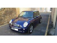 2005 Mini Cooper - 1.6 Petrol £1895