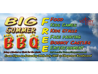 The Big (FREE) Summer BBQ Event in Chepstow