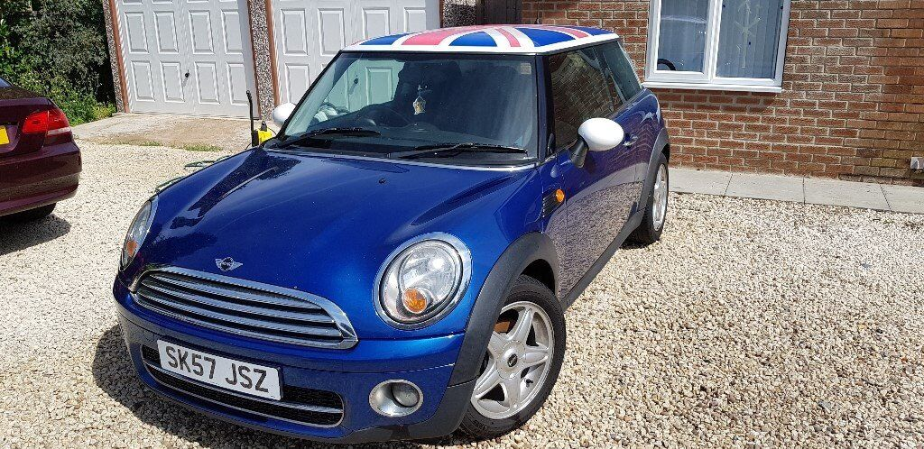 Mini Cooper D 16l In Horncastle Lincolnshire Gumtree