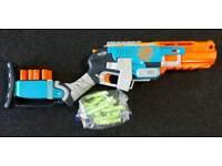 Nerf Gun Rare Zombie Strike Sledgefire