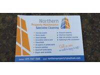 Northern Property Maintenance and Specialist Cleaning