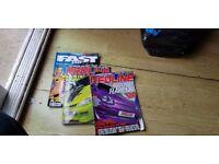 Max power,redline,revs ,fast car mags 2002 upwards