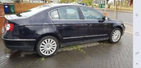 PCO registered, VW Passat high line, good condition, heated seat, heated mirror, leather seat,