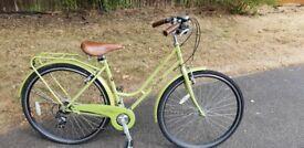 Green Town bike