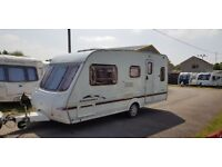 SWIFT CHARISMA 545, 5 BERTH WITH FULL AWNING + LOTS OF EXTRAS