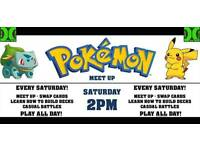 Pokemon Trading Card Game - Meet-up/Swaps/Battles