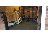 Personal trainer- 1 2 1 sessions