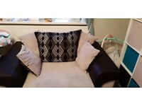Sofa and large chair set