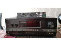 Sony AV Receiver STR-DH800 5.1 7.1 Surround Sound