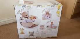 Brand new Teddy's Toy Box Sit Me Up Cosy