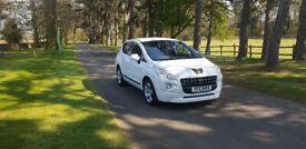 Peugeot, 3008, Hatchback, 2013, Manual, 1560 (cc), 5 doors