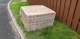 240 new tobermore paving step risers 104x173x80 unrumbled Heather