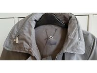 Brand New with tags grey Principles ladies size 12 Utility water res jacket
