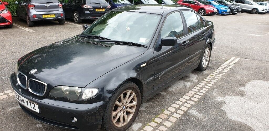 Black 3 Series BMW 320d - Drives but Clutch needs replacing | in Bearwood,  West Midlands | Gumtree