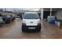 6e60f4e460 Used Peugeot BIPPER Diesel Panel Van vans for Sale in Wales - Gumtree