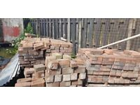 For Sale 6 Pallets of Recycled Monoblocks Price per Pallet