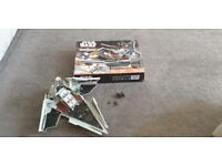 Star Wars the Force Awakens micro machines first order star destroyer