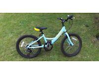 Girls/kids bike - Dawes Venus 20in wheel