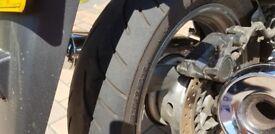 Yamaha 900cc diversion