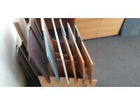 Sample Door Rack