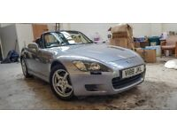 Honda S2000 2.0 VTEC Stock and Clean 11 months MOT (Selling all our cars, leaving country)