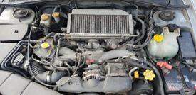 Subaru Impreza WRX Bugeye Blobeye 2.0 Turbo Engine Complete