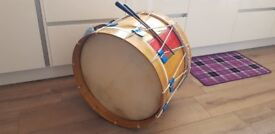 Kids Lambeg Drum