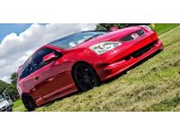 Honda Civic Type R Replica - DC5, Integra, EP2, EP3