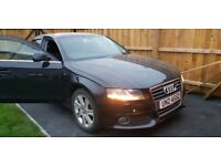 Audi A4 with broken Automatic gearbox