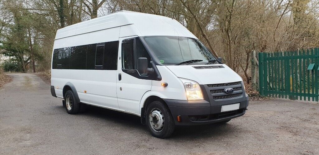 52d3ebf12b XLWB Ex-High Ford Transit Stealth Camper