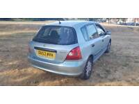 HONDA CIVIC + AUTOMATIC + ANY OLD CAR PX WELCOME NON RUNNER DAMAGED ETC + EXCELLENT DRIVE