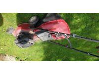 SOLD Mountfield petrol mowers x2 spare or repair