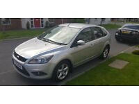 2009 FORD FOCUS 1.6 ZETEC 100, ONLY 62K, BELT CHANGED, FULL MOT & EXCELLENT CONDITION!!