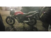 Lexmoto 125 cc zsa bargin perfect runner