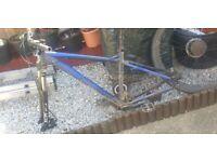 Carrera bike frame £10