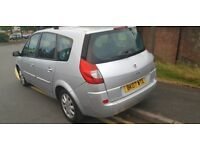 RENAULT GRAND SCENIC ( 7 SEATER ) 1.5 DCI ( VERY LOW WARRANTED MILES 67K ) (ANY OLD CAR PX WELCOME )