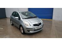 TOYOTA YARIS 1.4 D-4D TR 5dr HATCHBACK *FULL TOYOTA HISTORY*PERFECT ENGINE & GEARBOX*GOOD EXAMPLE*