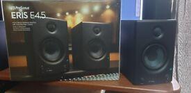 Presonus E4.5 Studio Monitors