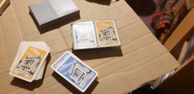 Old vintage collectible playing cards The daily mail