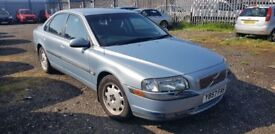 VOLVO S80 SMOOTH AUTOMATIC GEARBOX ( ANY OLD CAR PX WELCOME )