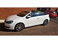 Vw Golf 1.4tsi GT White One owner 35k Quick Sale Bargain