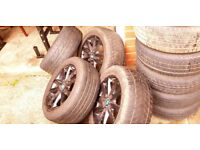 """R16"""" +good tyres open for offers"""
