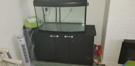 Fish tank stand and all equipment