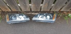 Ford focus mk2 very rare fornt head lights