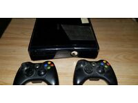 Xbox 360 Slim 250GB With GTA 4/5