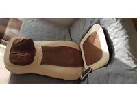 Massage chair back & neck shiatsu